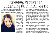 parenting faith
